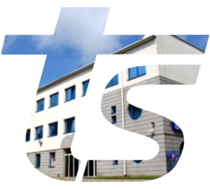 TS logo cut