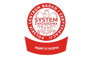 Teknosystem uzyskał certyfikat AQAP 2110-2016