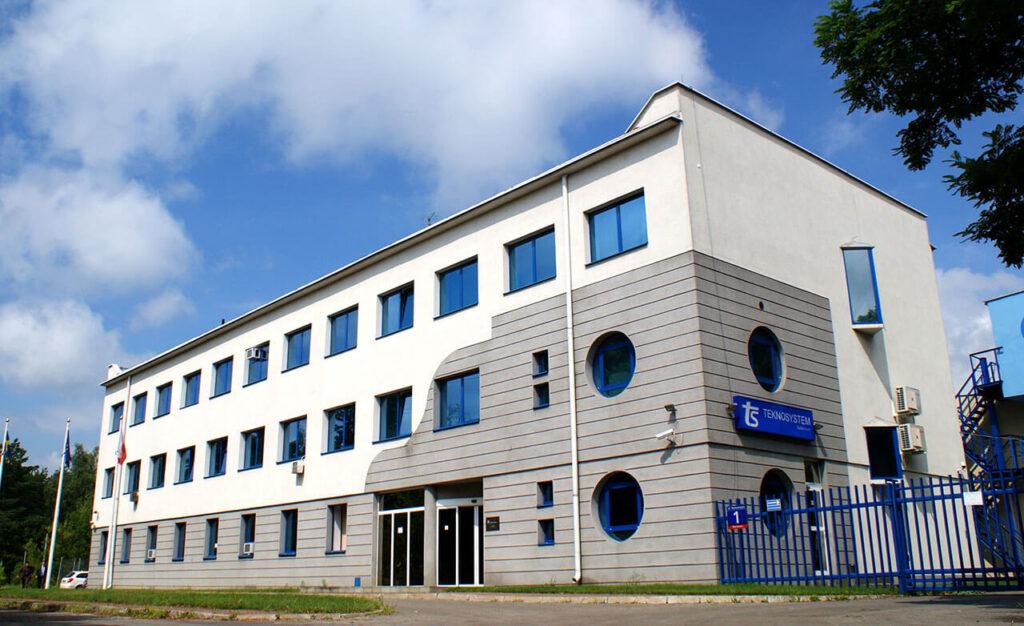 siedziba Teknosystem