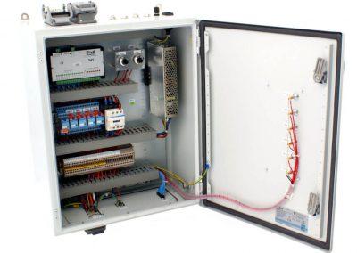 systemy elektromechaniczne skrzynki sterujące teknosystem