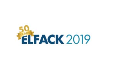 Targi ELFACK 2019, 07-10 Maja 2019, Göteborg, Szwecja